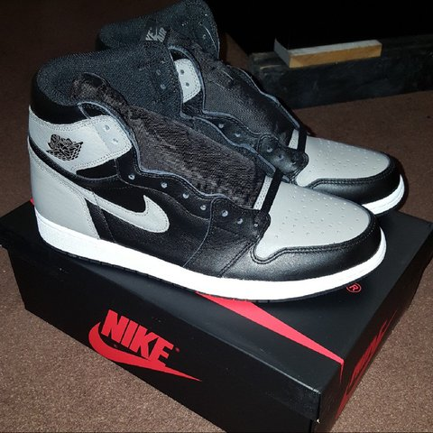 e876383a5489 Air Jordan 1- Shadow Dead stock with tags Message offers to - Depop