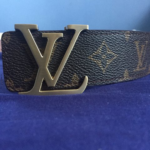 4f1e9b084a03 new Louis Vuitton Belt Condition - Brand New and hasn t in - Depop