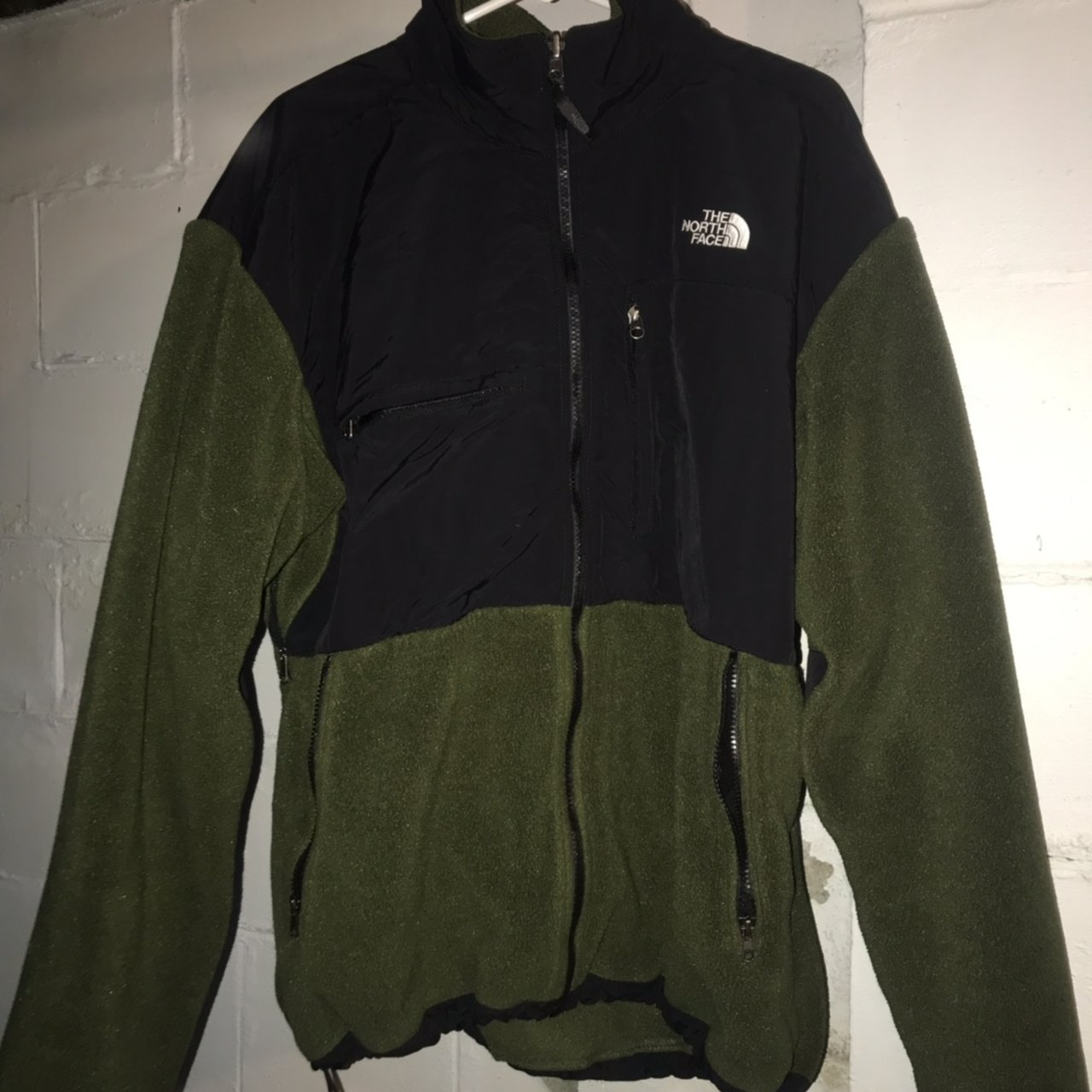 North face full zip fleece Fits 9cecc0f0d