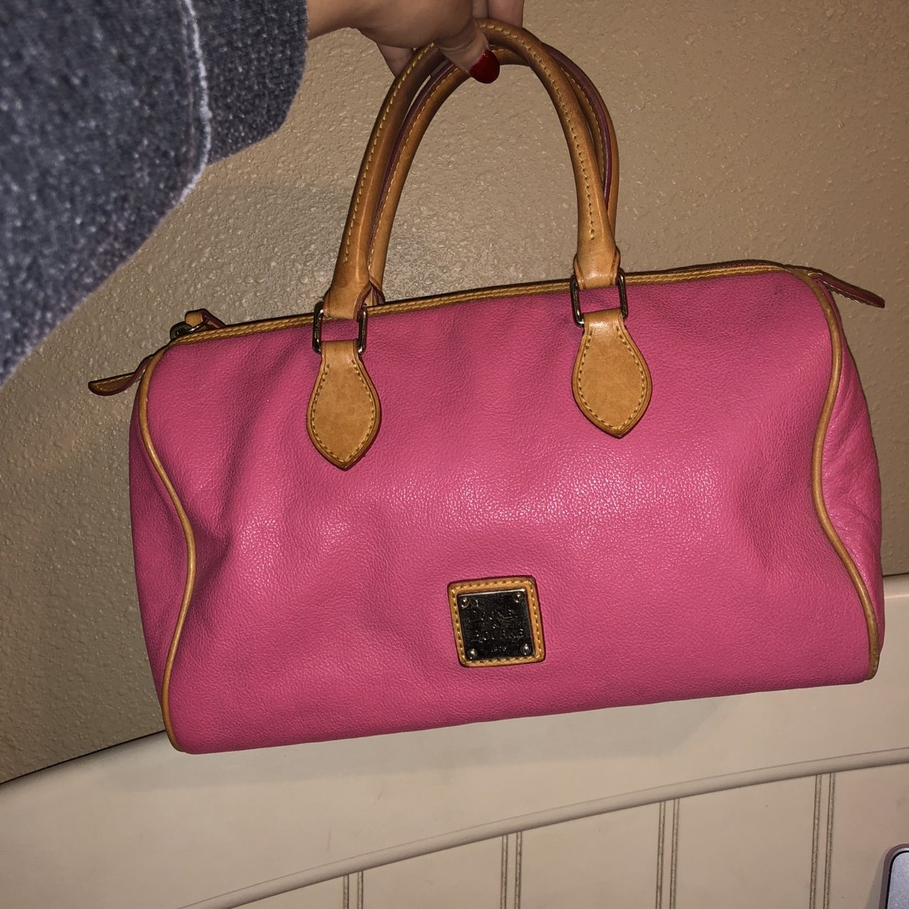 jc apparel. 2 months ago. United States. authentic vintage looking Dooney  and Bourke purse. eed306fe1ef9d