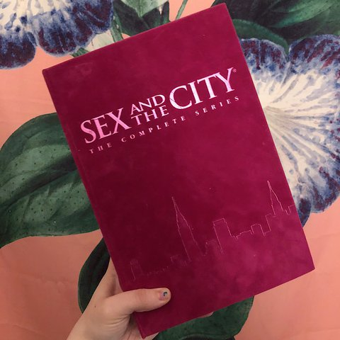 Sex and the city the complete series collectors giftset 2007