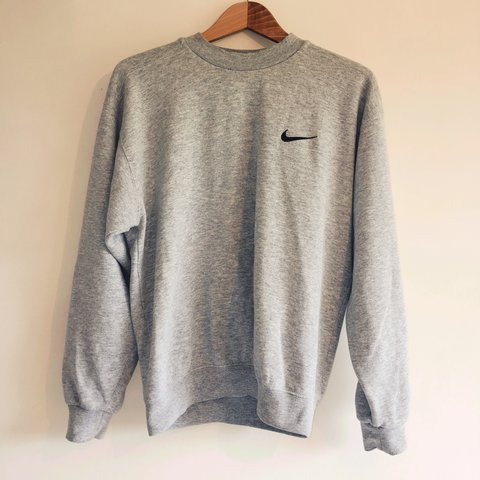 c2f9393cdd24 Vintage look Nike jumper unisex great condition size small. - Depop