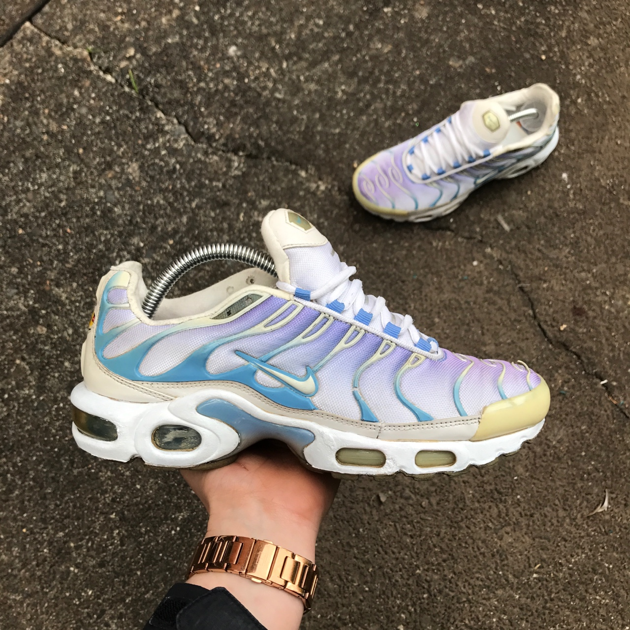 2007 WOMENS Nike Air Max Plus Tn Depop