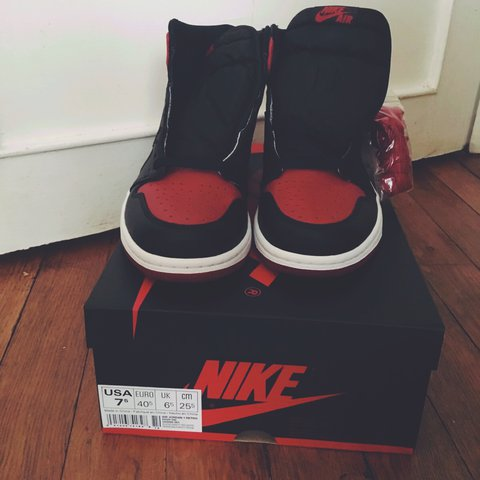 4a030566ffb @taniamsk. 2 years ago. Eindhoven, Netherlands. Air Jordan 1 banned.
