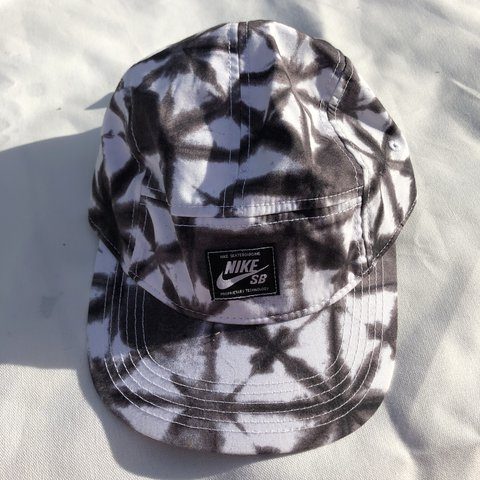 Nike SB tie dye dad hat with buckle strap. Worn a couple  15 - Depop 987c5663818