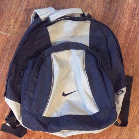 Vintage nike rucksack bag backpack 84d8a7f696c41