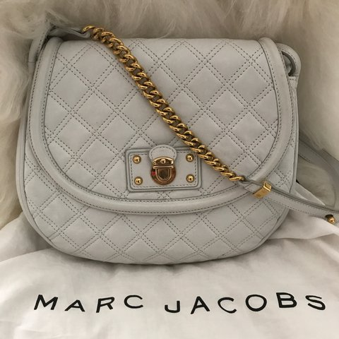 62bcd913343e Marc Jacobs Cooper Quilted Crossbody Bag
