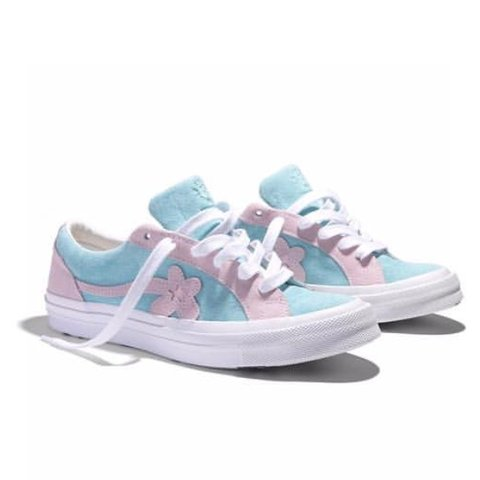 567e41a934bfad unopened cotton candy golf le fleurs!! i dont want to open - Depop