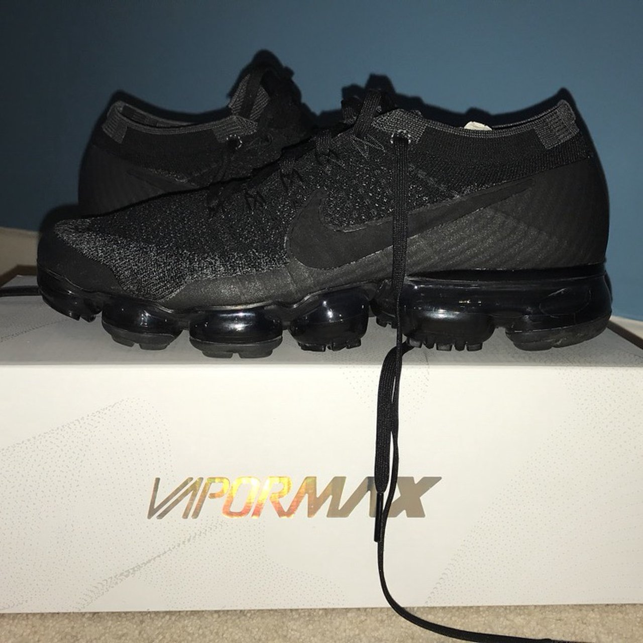 a9c647d65bd7 Need gone quick hence the cheap price •Nike Air Vapormax 3 - Depop