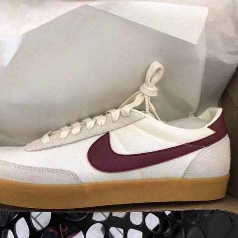brand new 2201f 77ab2  october142. 2 months ago. Los Angeles, United States. Nike Killshot 2  Vulcan Burgundy J.crew Size 11 Sail Team Red. Condition is New with box.