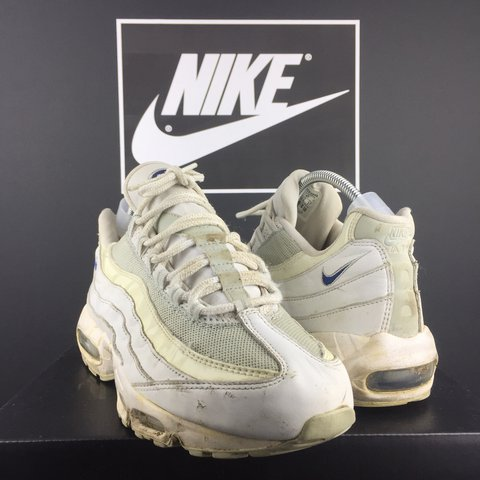 ec91fb7e1132 2006 Nike Air Max 95 Essential In really good nic for there - Depop