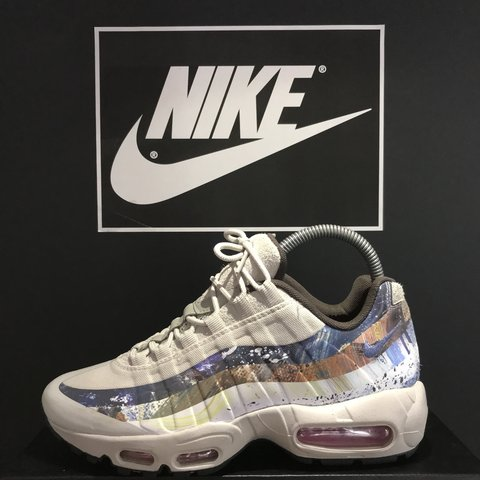 957470afc9 @originalkicks. 5 months ago. Lewes, United Kingdom. Nike Air Max 95 x Dave  White 'Rabbit' Size 5.5 UK Brand new without box