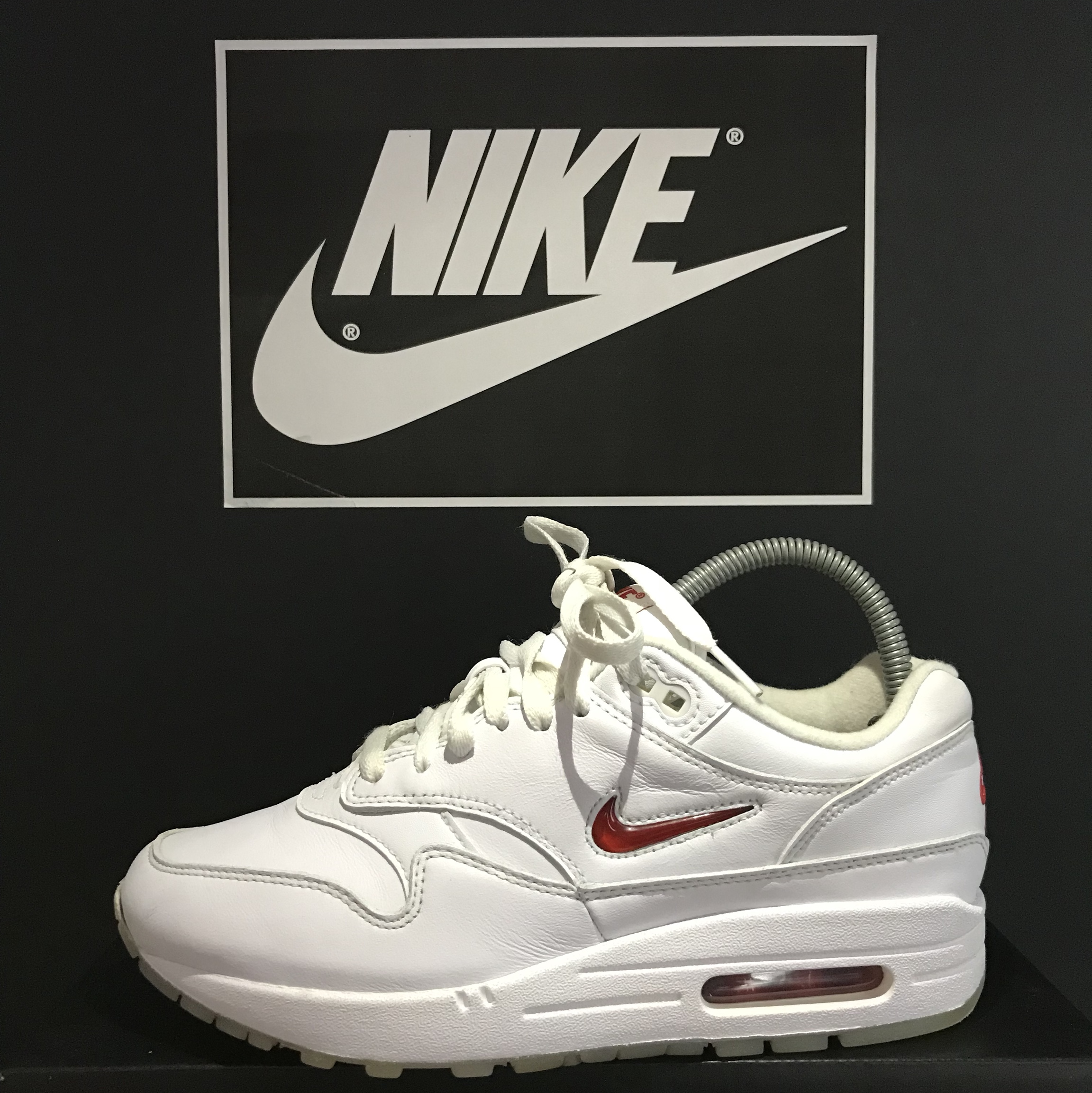 Nike Air Max 1 'Jewel' Size 6 UK In really good Depop