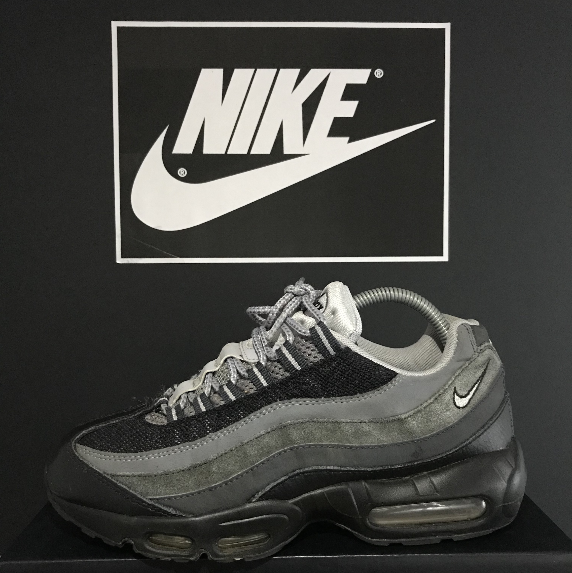 Nike Air Max 95 Essential Size 7 fit 7.5 UK In Depop