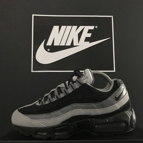 77a1d2ad693 Rare Nike Air Max 95 Essential Size  7 best fit 7.5   8     - Depop