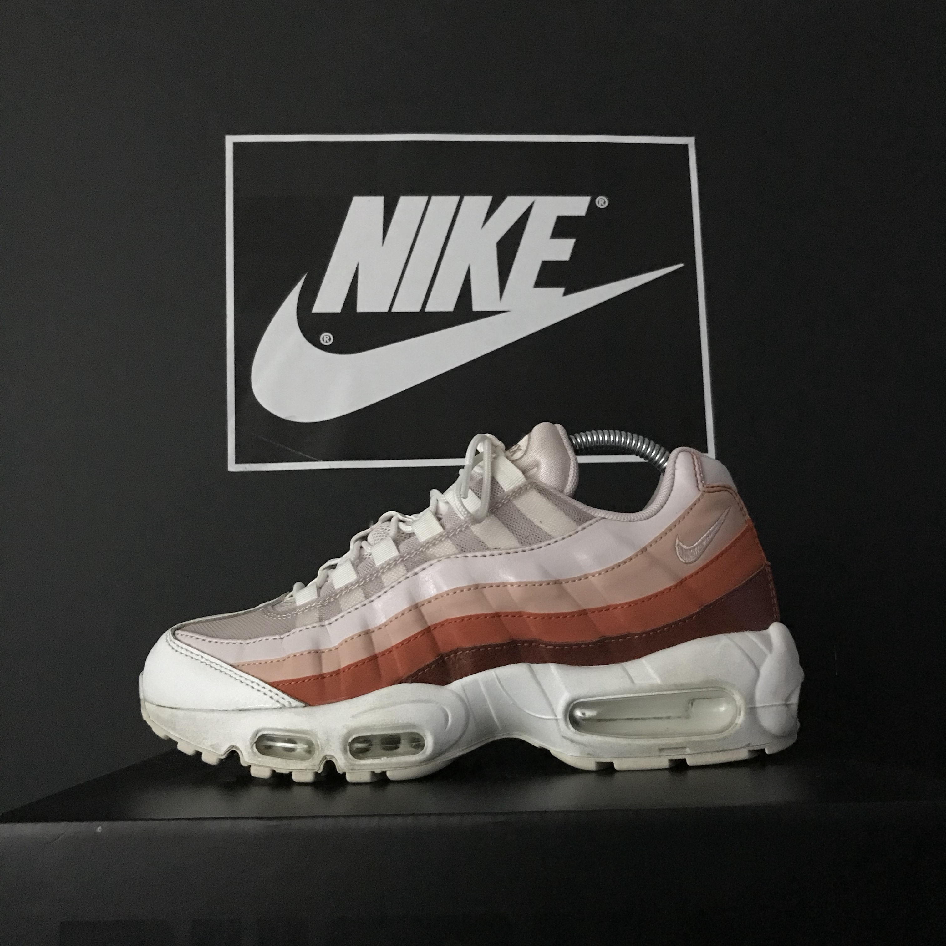 Nike Air Max 95 'Barely Rose' Size: 6