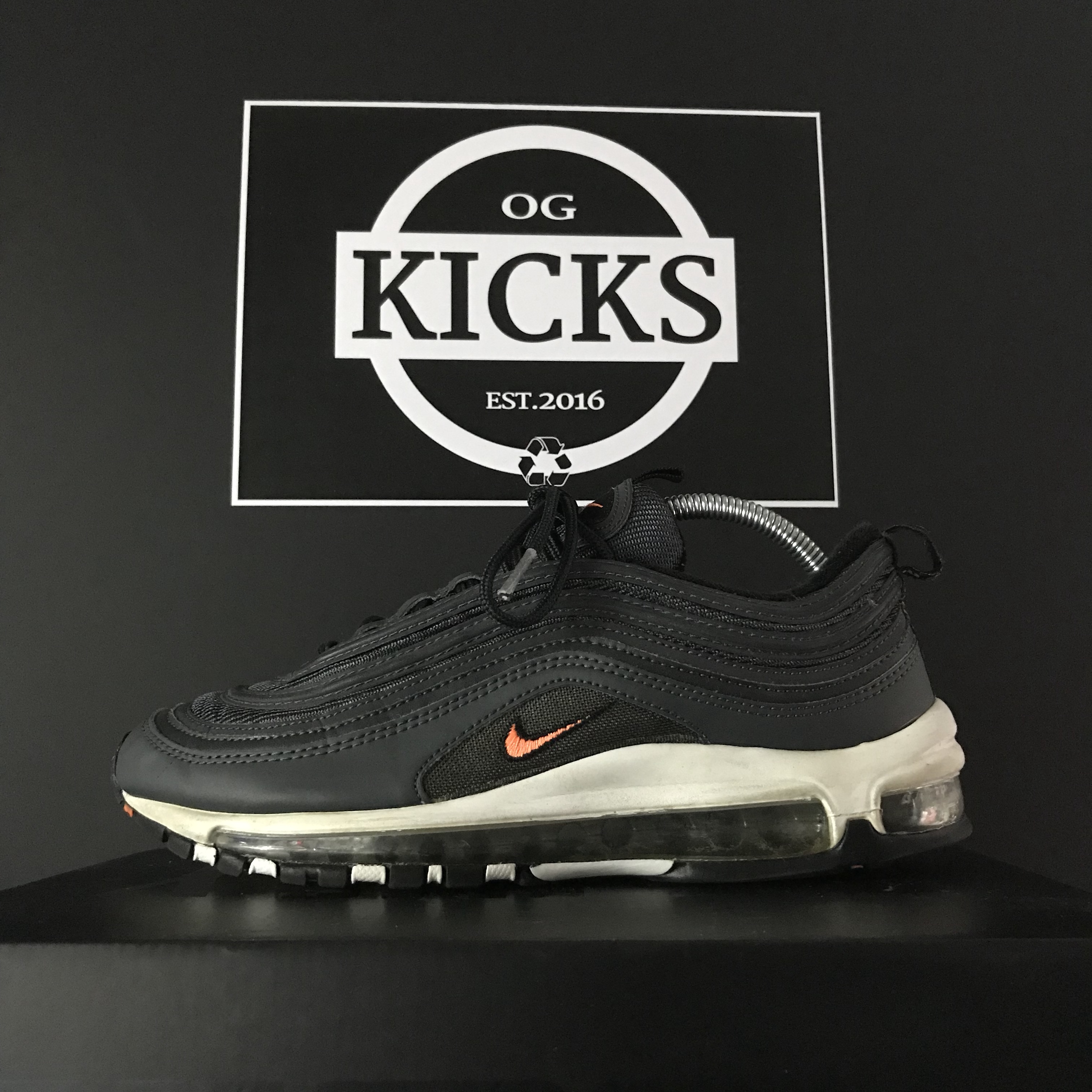 Nike Men's Air Max 97 Track & Field Shoes.uk