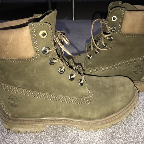 d654f56c @hayliemcdonald. 9 months ago. Glasgow, United Kingdom. AUTHENTIC TIMBERLAND  BOOTS SIZE ...