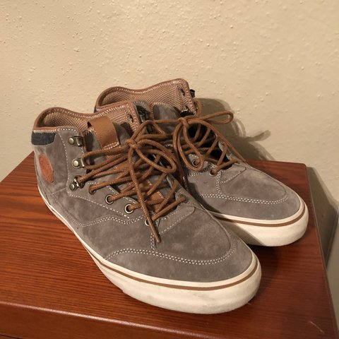 49e9546344 Vans Buffalo boots size 12 mid tops. Worn a couple of times