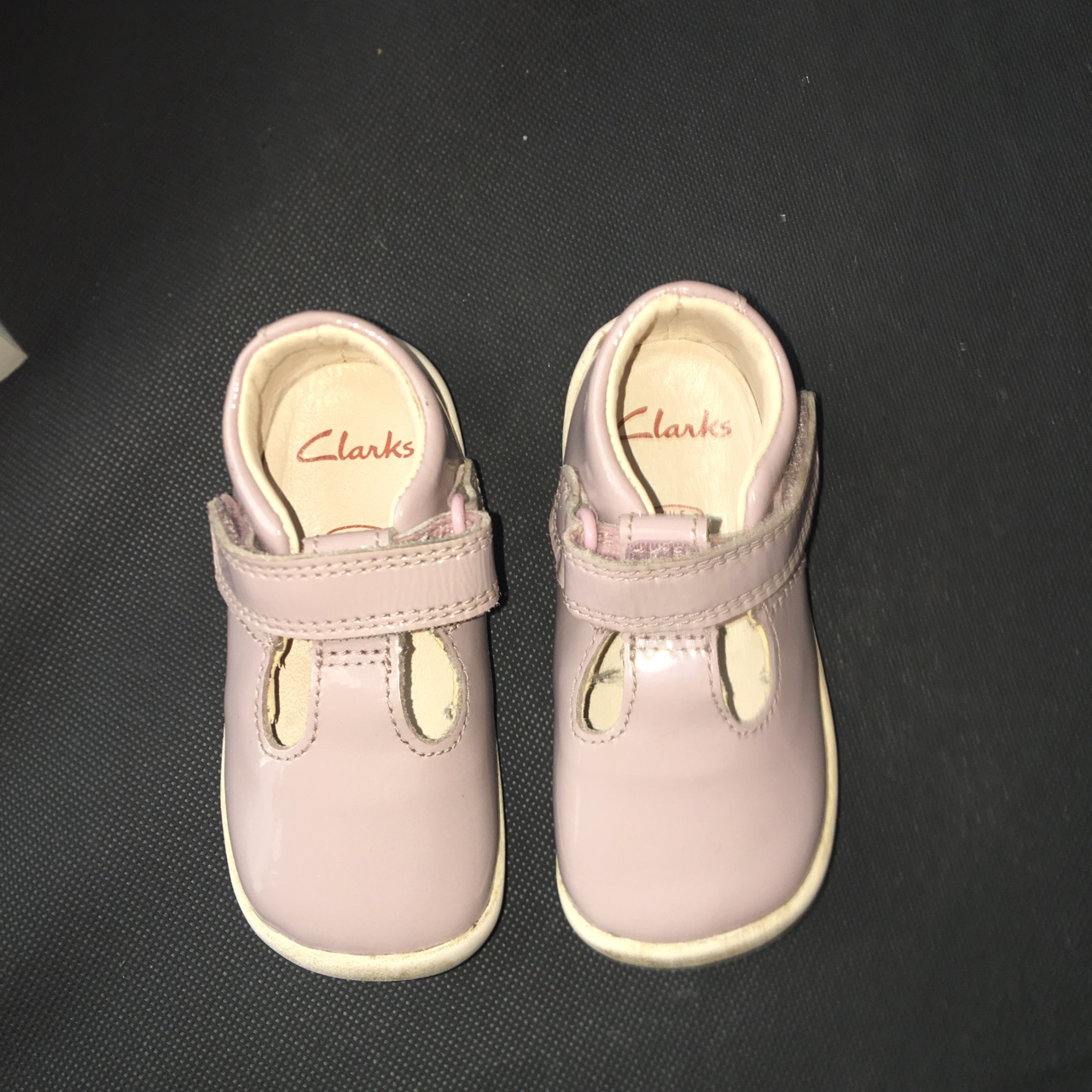 Clarks first shoes💗 Baby Roamer Go Shoe