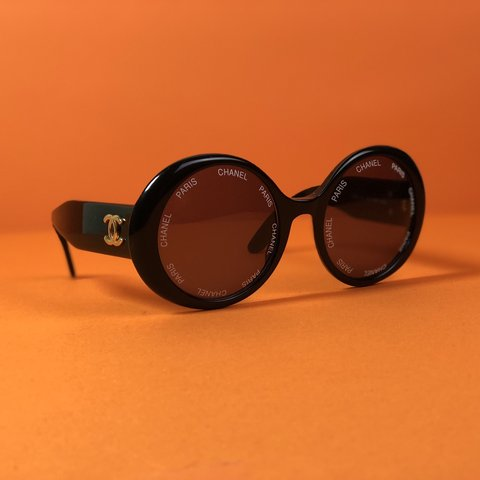 4872dff15bc1a  archivesgalore. 4 months ago. United States. Vintage 90s Chanel Logo  Sunglasses.