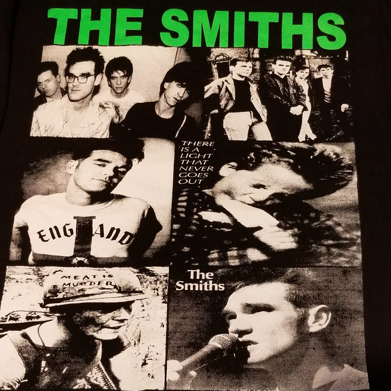 The Smiths Albums Cover Tee  Condition    - Depop