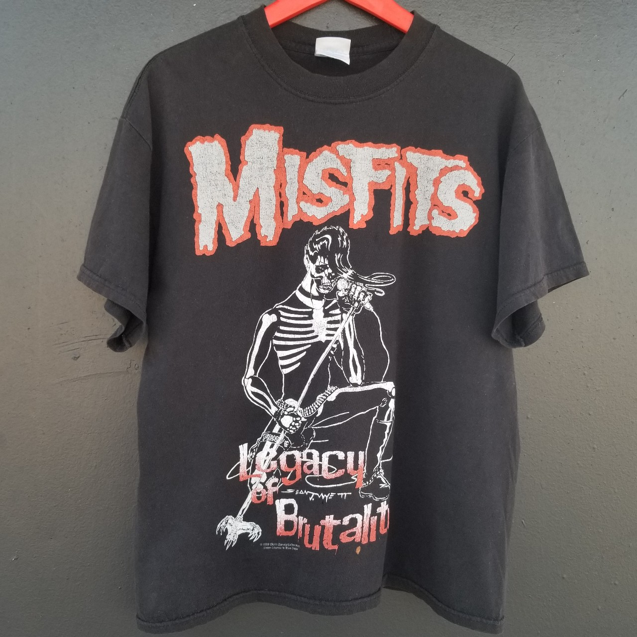 MISFITS LEGACY OF BRUTALITY T SHIRT