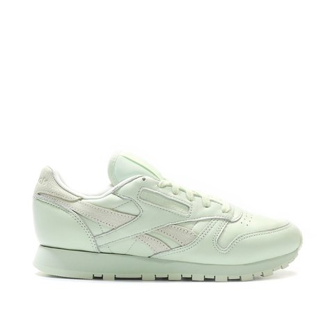 f4639059a607 Reebok x Face Stockholm mint green trainers size 5. Very a - Depop