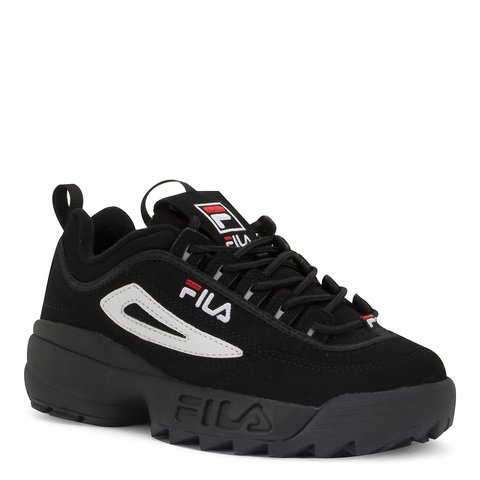 3a37cadcb79 @soyra_. 3 years ago. Hayes, Greater London, UK. fila disruptor trainers  black ...