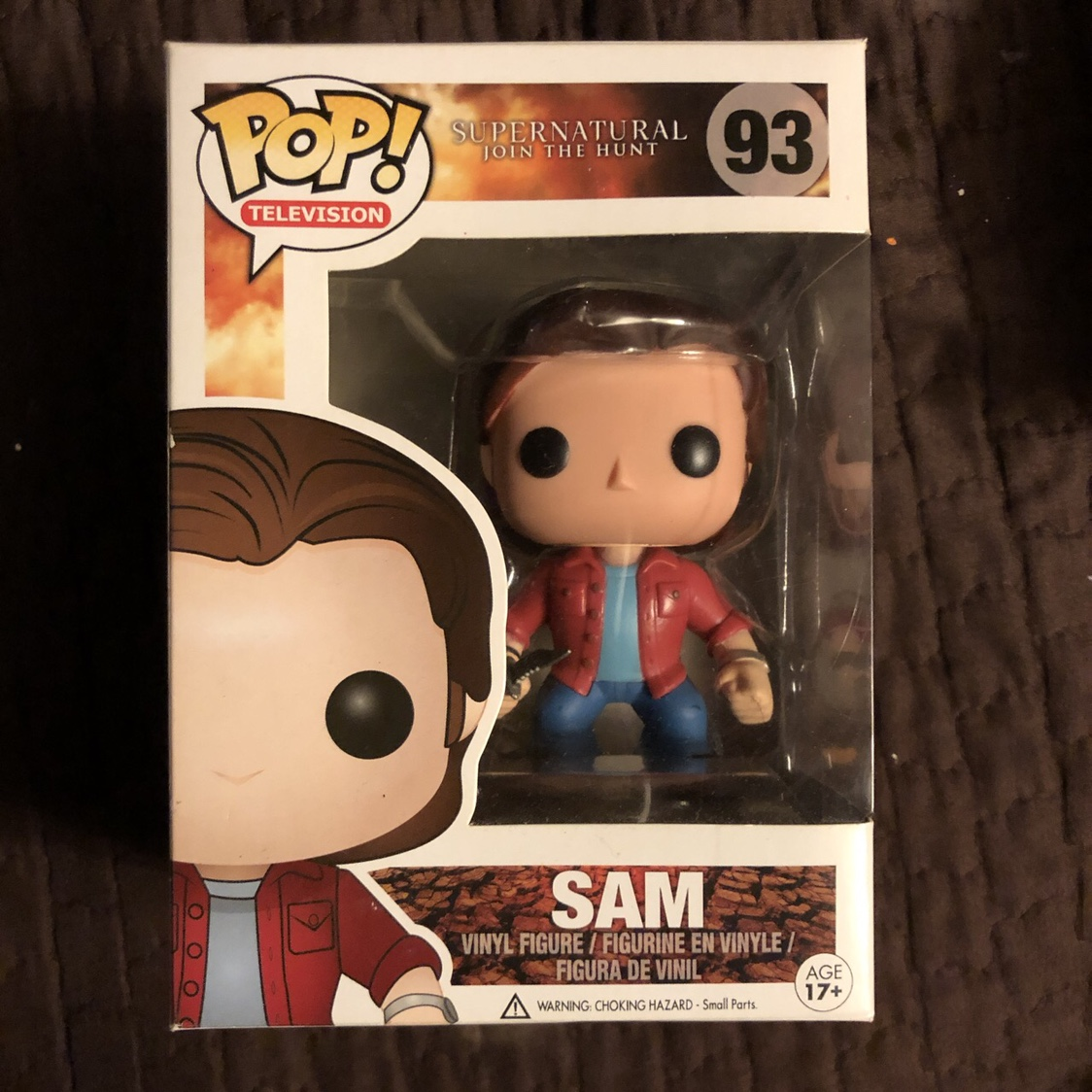 Dean and Sam Winchester Funko Pops!! Shipping is 4 50  - Depop