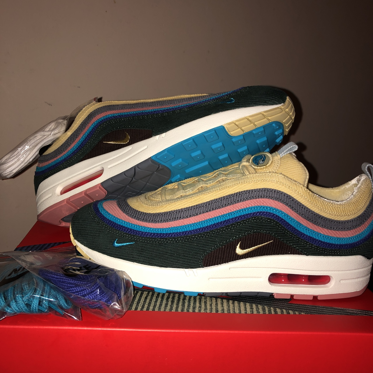 Nike Air Max 197 Sean Wotherspoon Sz 10.5 Contains Depop
