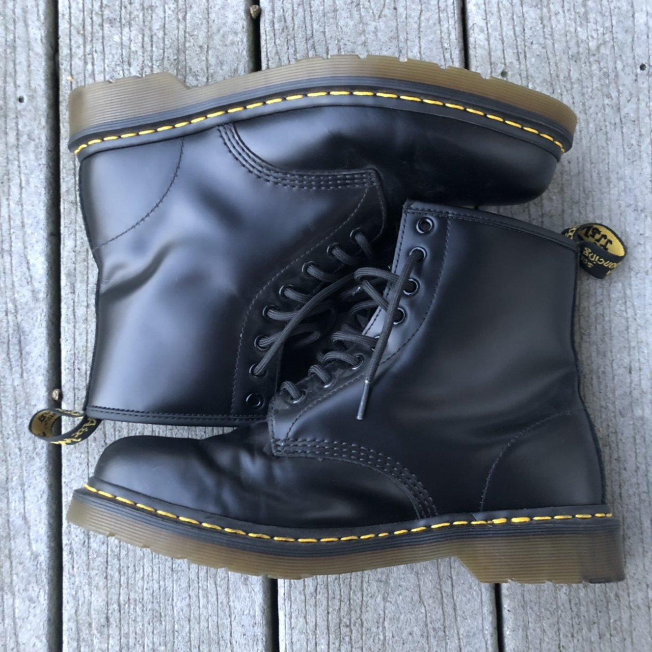 Dr Martens Modern Classic Smooth 1460 8