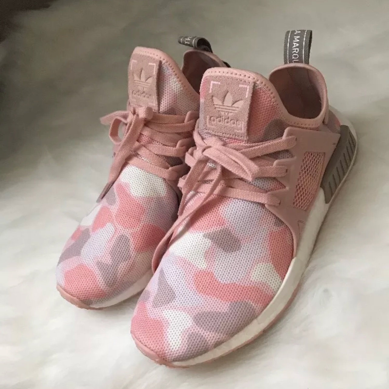 buy online fdcc9 4a2a2 Adidas NMD XR1 Pink Camo Size 9.5. Worn once. Comes ...