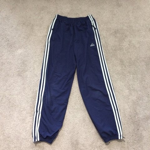 fb396b677df1 For sale is a pair of women s adidas retro joggers size 12 a - Depop