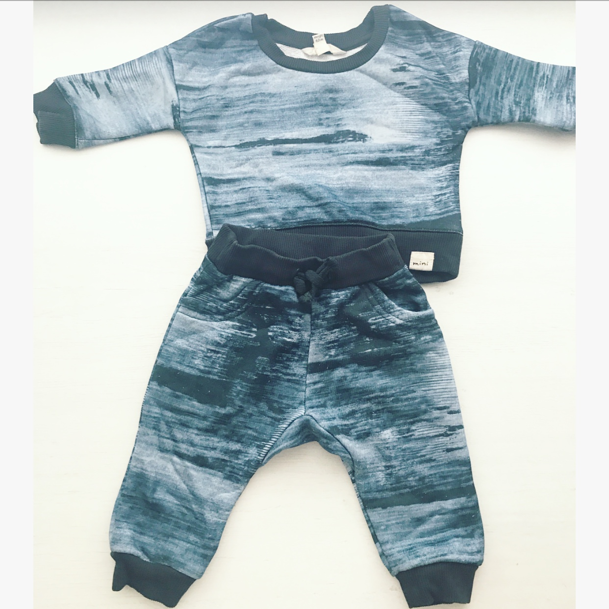 factory authentic factory outlets amazing price Baby tracksuit 0-3 Months River island Good... - Depop