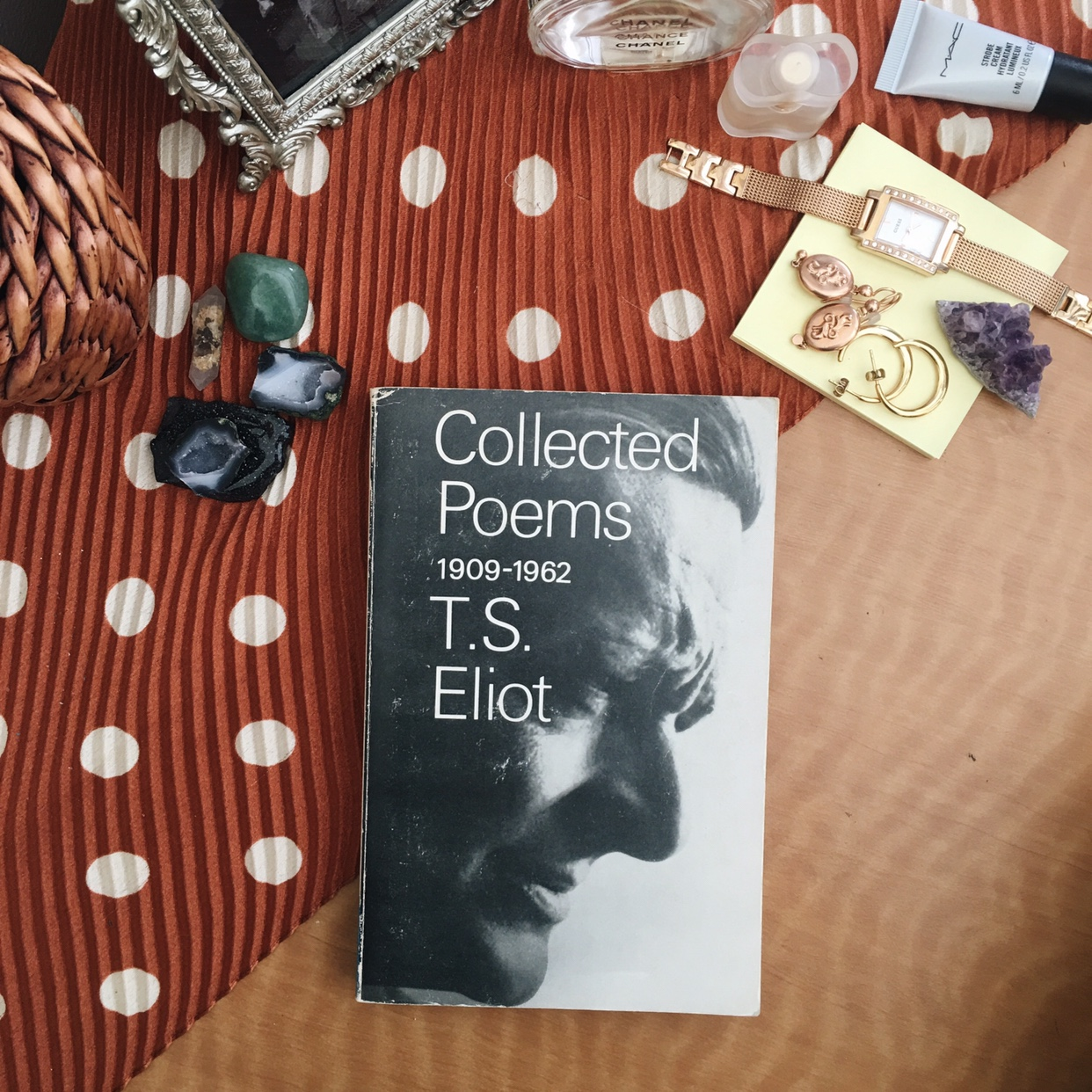 Collected Poems By Ts Eliot Vintage Paperback Depop