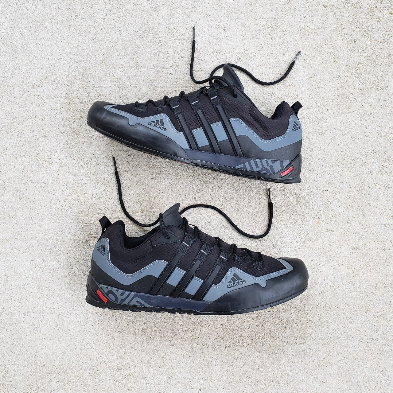 best authentic how to buy fast delivery ADIDAS TERREX SWIFT SOLO Lightweight and... - Depop
