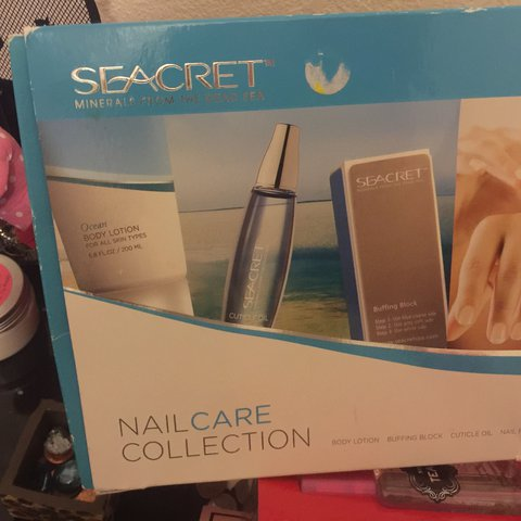 12ecd0efe2a0 Seacret set for nails new regular price 99.99 only 60.00 - Depop