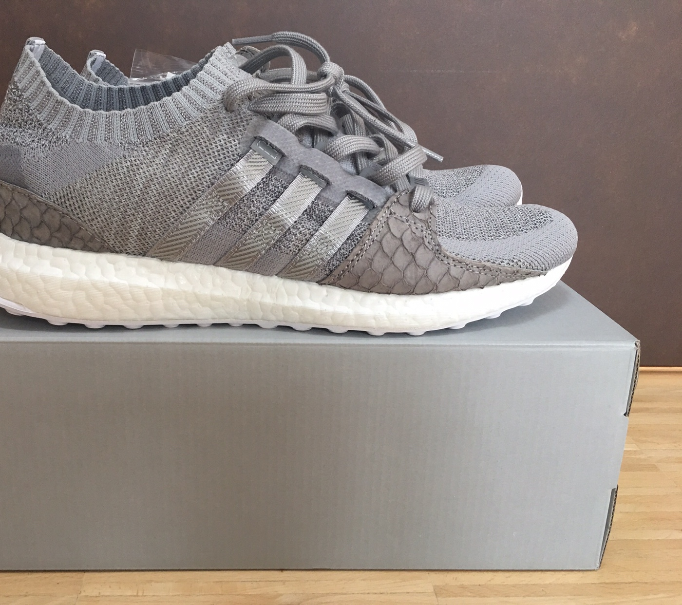 new concept ef0e0 43fd3 Adidas EQT Support Ultra Boost Pusha T