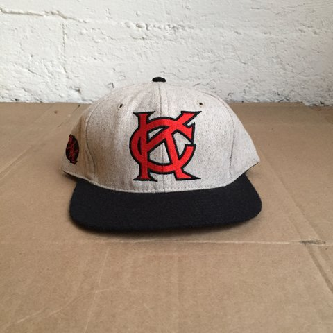 b1c63821e7e89 Vintage 1990 s Kansas City Monarchs Negro League Baseball in - Depop