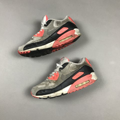 more photos e5d28 192d8  hypepharmacy. 7 months ago. London, United Kingdom. Nike Air Max 90  Infrared Vintage 2010. Size 10 UK