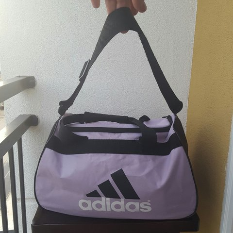 2acbffdc7a Adidas Gym Bag Never Used Comes With Two Different Handles / - Depop
