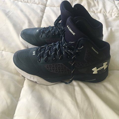 3111eaff53f Under Armor Basketball Shoes 👟 in great condition! Retails - Depop