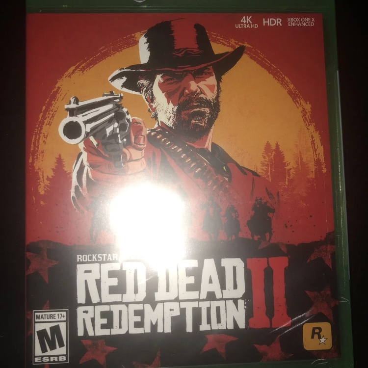 Red Dead Redemption 2 - Xbox One Condition: Brand    - Depop