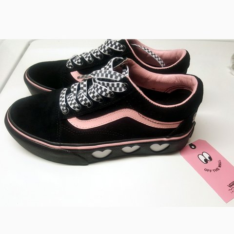 f64f019777a For  miyumoo Lazy Oaf x Vans Platforms size 5. 💕 They re I - Depop