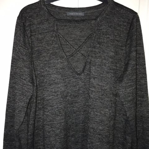 8e3bdc7c741 @sophiesales23. last year. Leicester, United Kingdom. TK Maxx brand long  sleeve top.