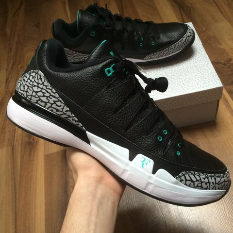 52307e7c261d6 Nike Zoom Vapor RF x AJ3 Atmos New and deadstock US 14
