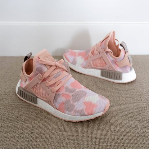 7afea3230 Adidas NMD XR1 pink camo. New and with original box