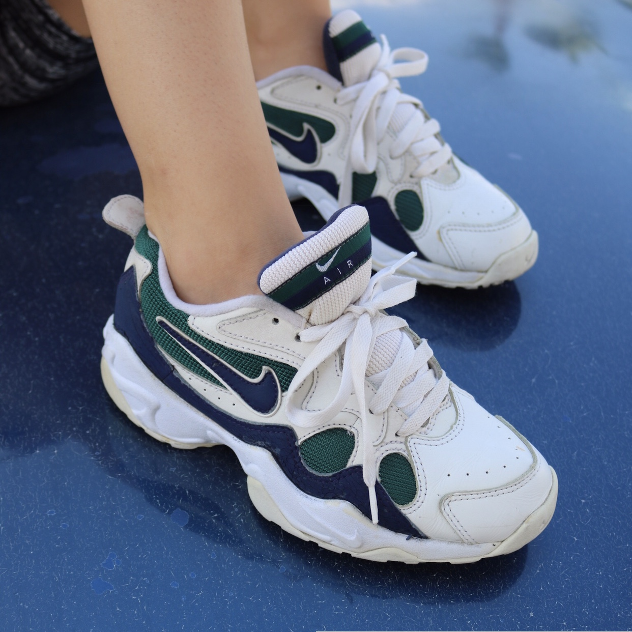 VINTAGE NIKE DAD SHOES ❄️❄️ Condition