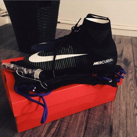 220b40a3b No offers! Nike mercurial superfly V SG-PRO size UK10. Brand - Depop